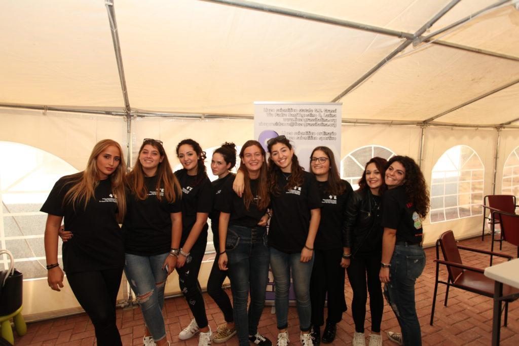 Le ragazze della 4°E