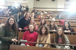 Olimpiadi della matematica: gara a squadre femminile